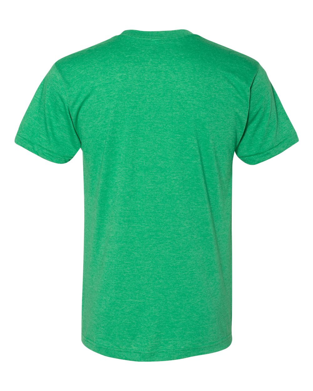 American-Apparel-Mens-Slim-Fit-50-50-Cotton-T-Shirt-Tee-BB401W-up-to-2XL thumbnail 25