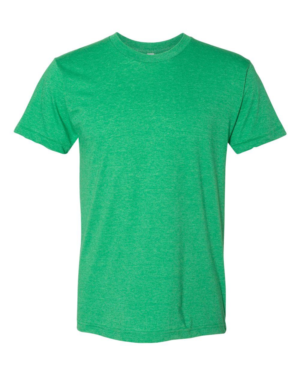 American-Apparel-Mens-Slim-Fit-50-50-Cotton-T-Shirt-Tee-BB401W-up-to-2XL thumbnail 24