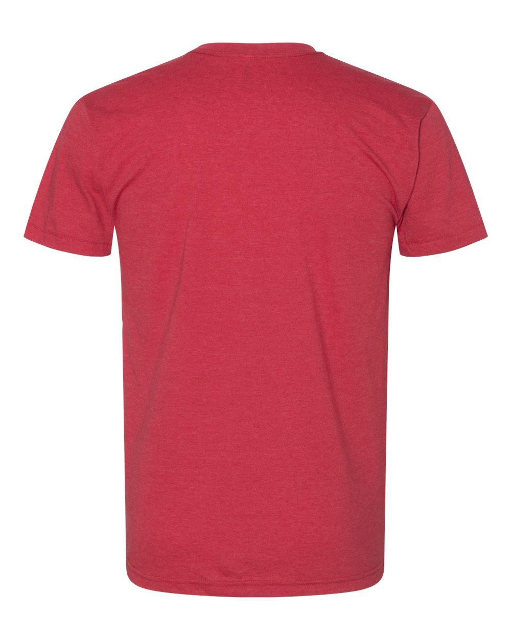 American-Apparel-Mens-Slim-Fit-50-50-Cotton-T-Shirt-Tee-BB401W-up-to-2XL thumbnail 37