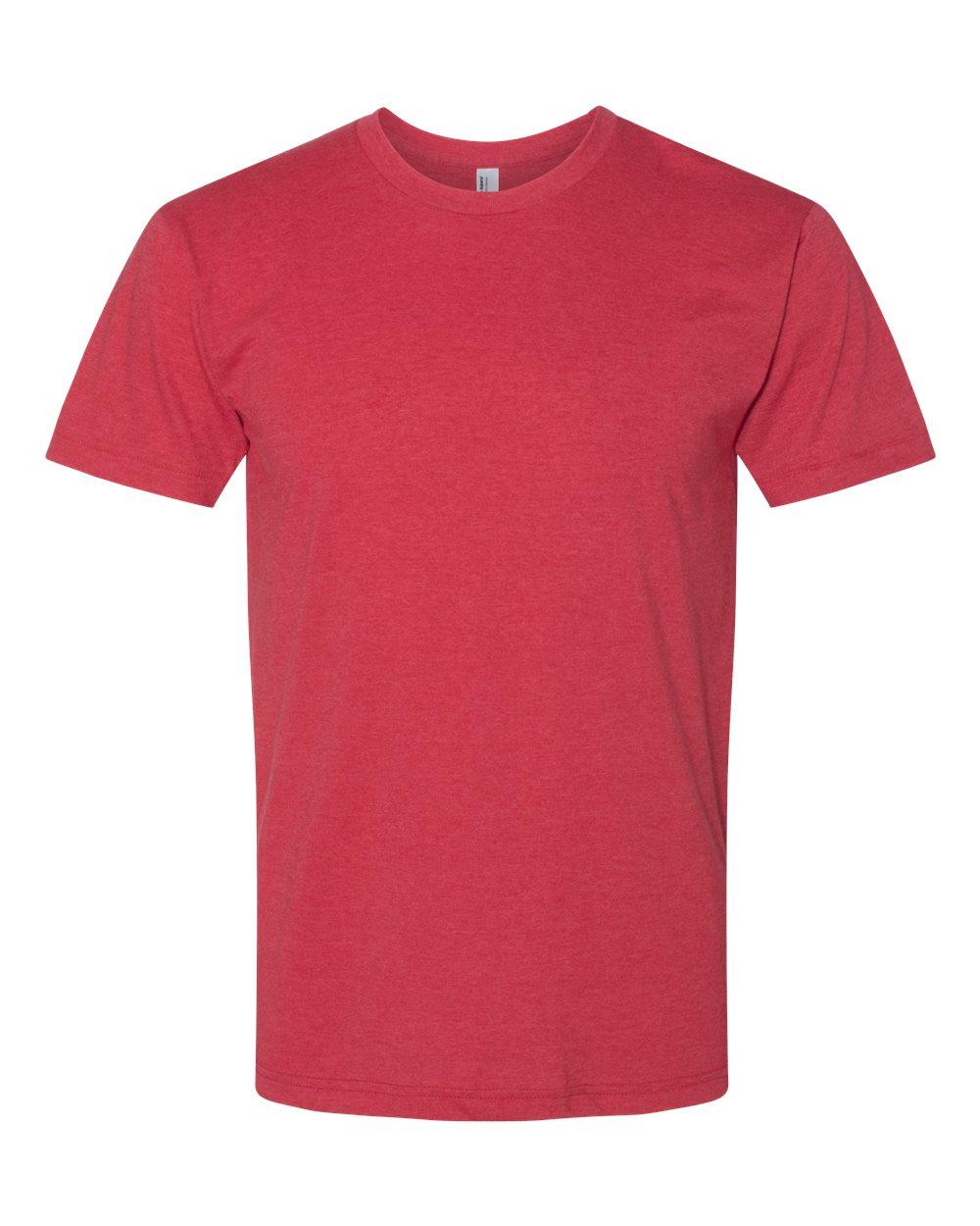 American-Apparel-Mens-Slim-Fit-50-50-Cotton-T-Shirt-Tee-BB401W-up-to-2XL thumbnail 36