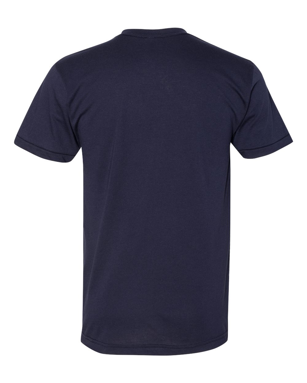 American-Apparel-Mens-Slim-Fit-50-50-Cotton-T-Shirt-Tee-BB401W-up-to-2XL thumbnail 43