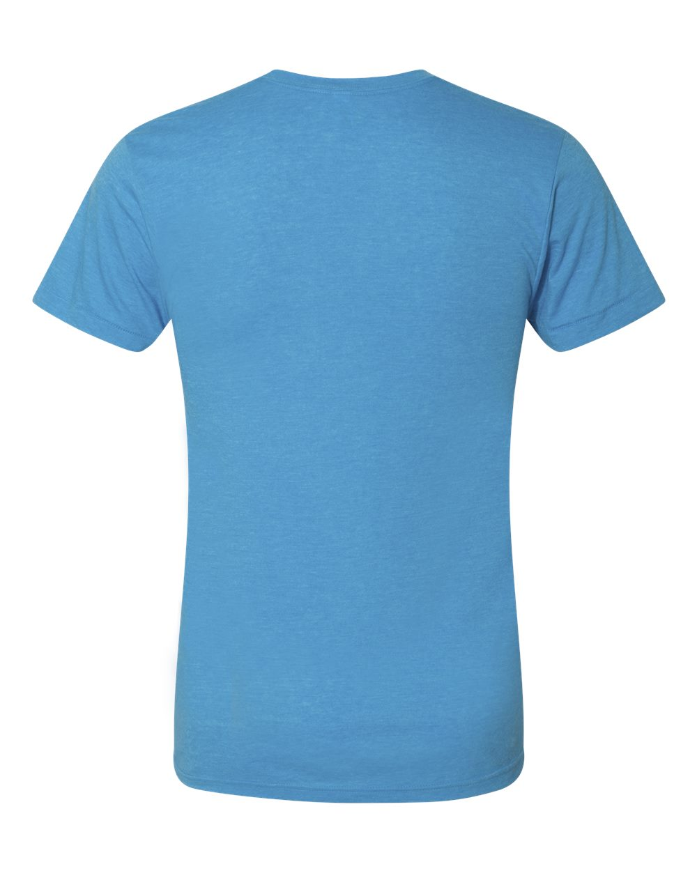 American-Apparel-Mens-Slim-Fit-50-50-Cotton-T-Shirt-Tee-BB401W-up-to-2XL thumbnail 46