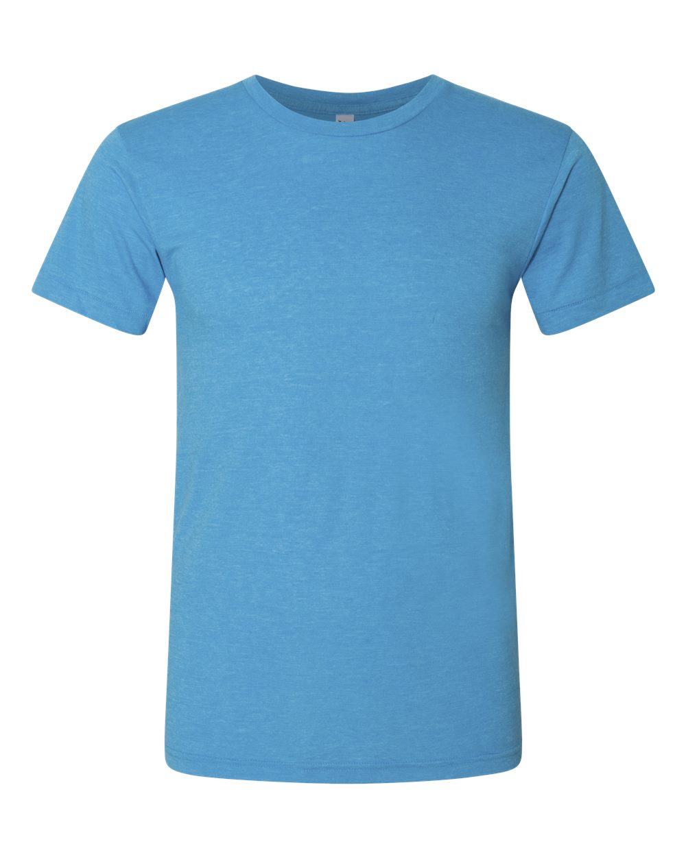 American-Apparel-Mens-Slim-Fit-50-50-Cotton-T-Shirt-Tee-BB401W-up-to-2XL thumbnail 45