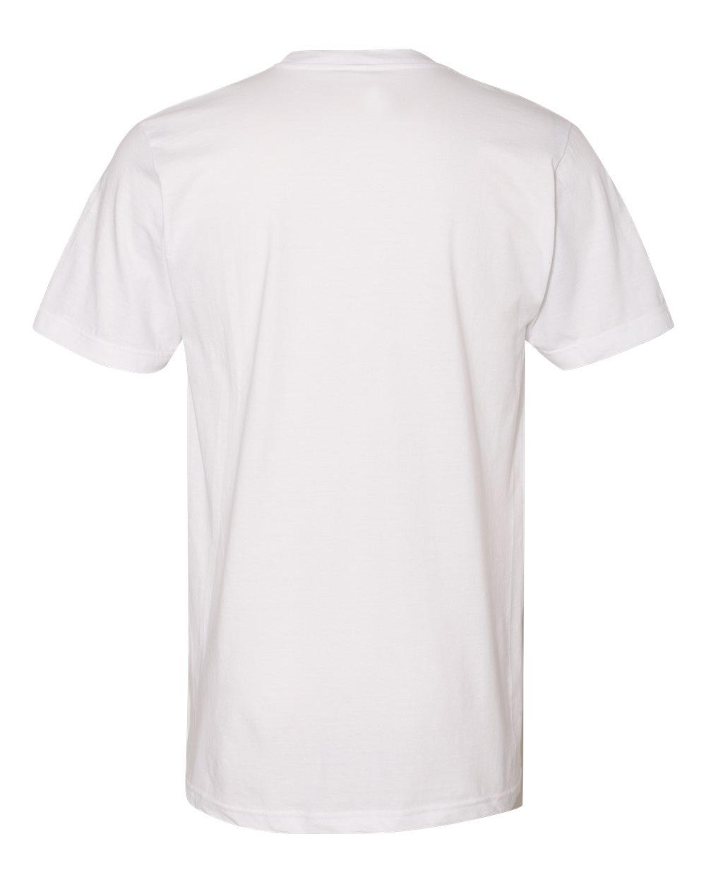American-Apparel-Mens-Slim-Fit-50-50-Cotton-T-Shirt-Tee-BB401W-up-to-2XL thumbnail 52