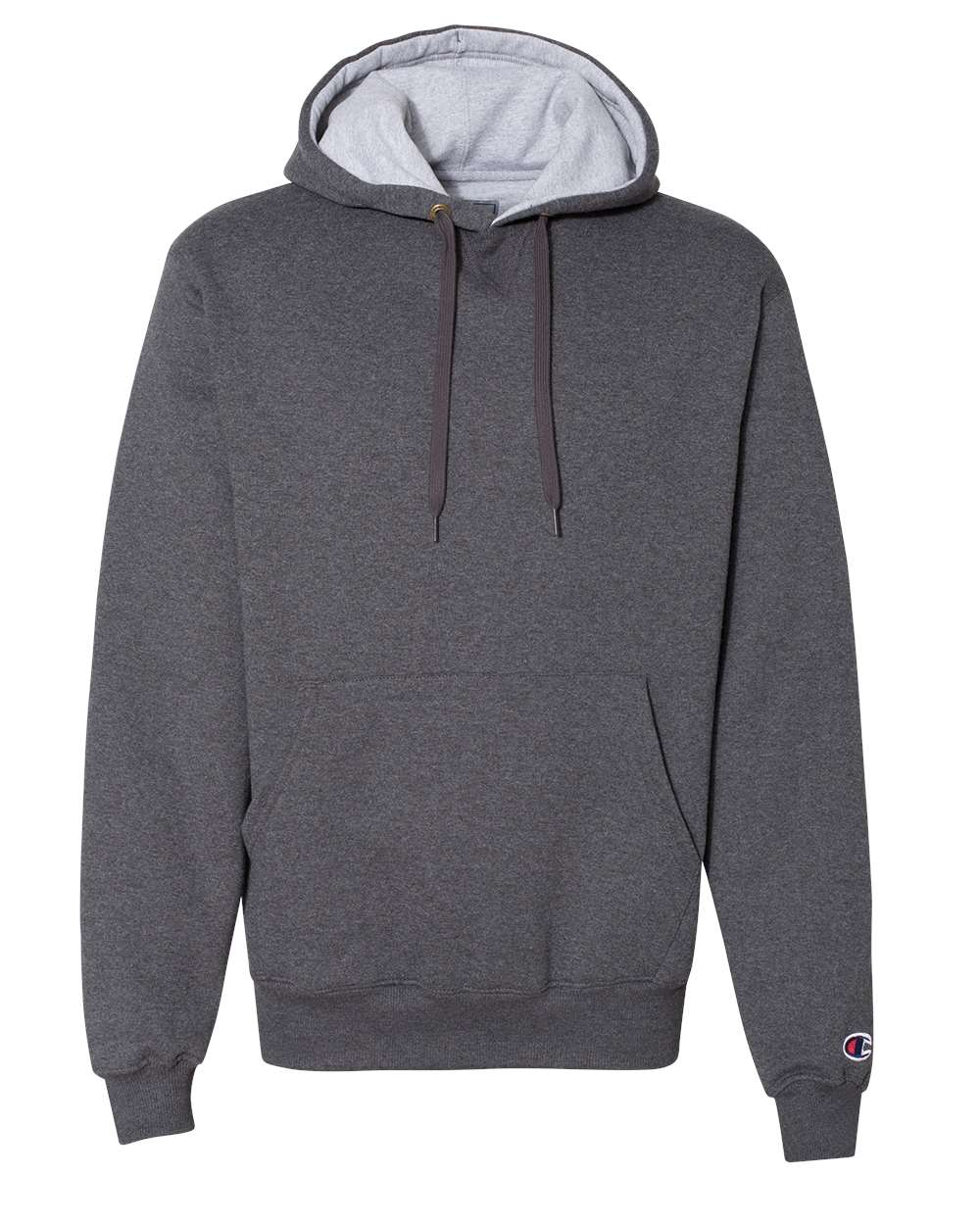 Champion-Mens-Cotton-Max-Hooded-Sweatshirt-Hoodie-Pullover-S171-up-to-3XL miniature 9