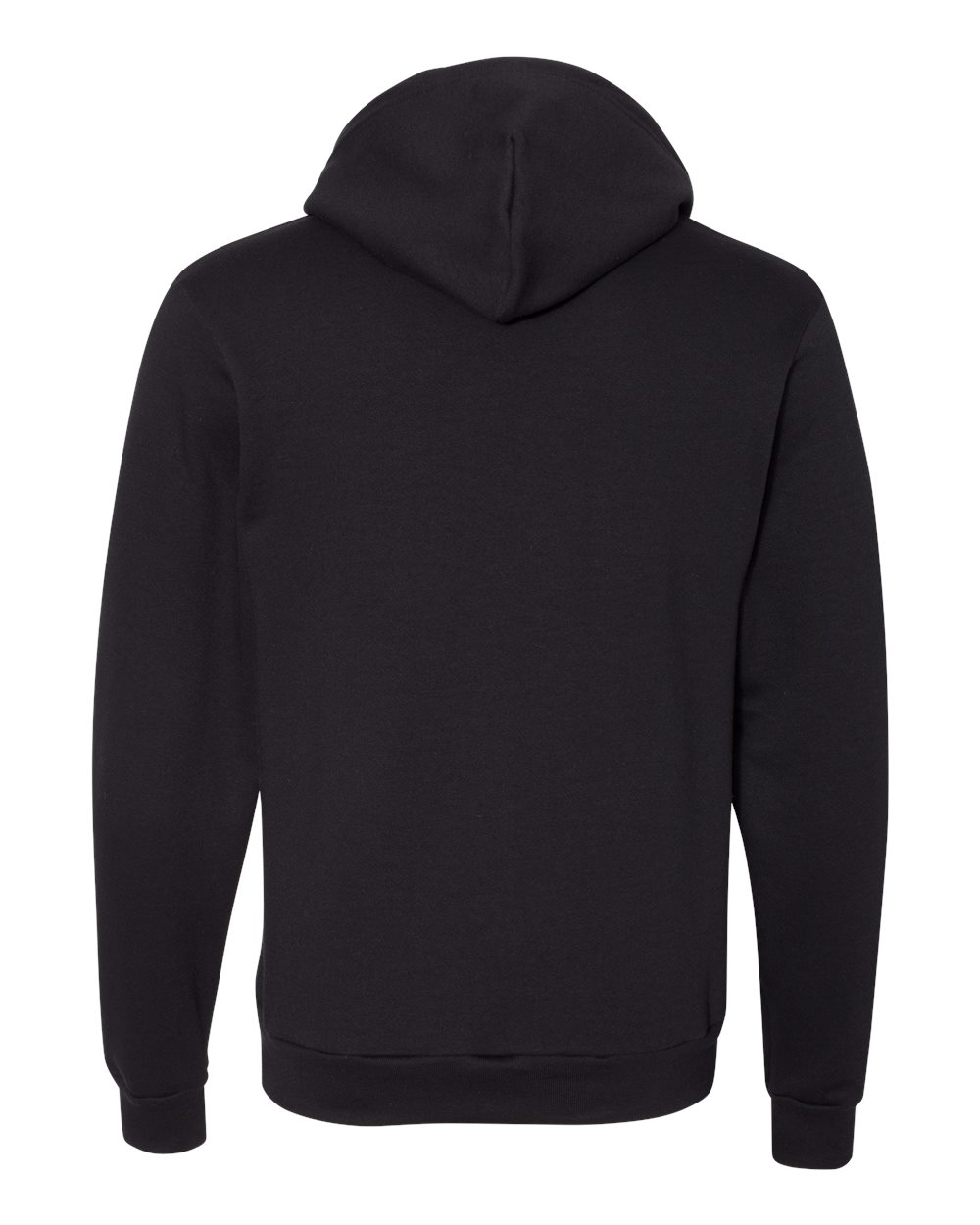 American-Apparel-Flex-Fleece-Unisex-Full-Zip-Hoodie-Blank-F497W-up-to-3XL thumbnail 7