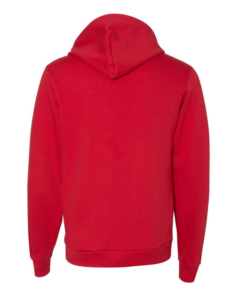 American-Apparel-Flex-Fleece-Unisex-Full-Zip-Hoodie-Blank-F497W-up-to-3XL thumbnail 13