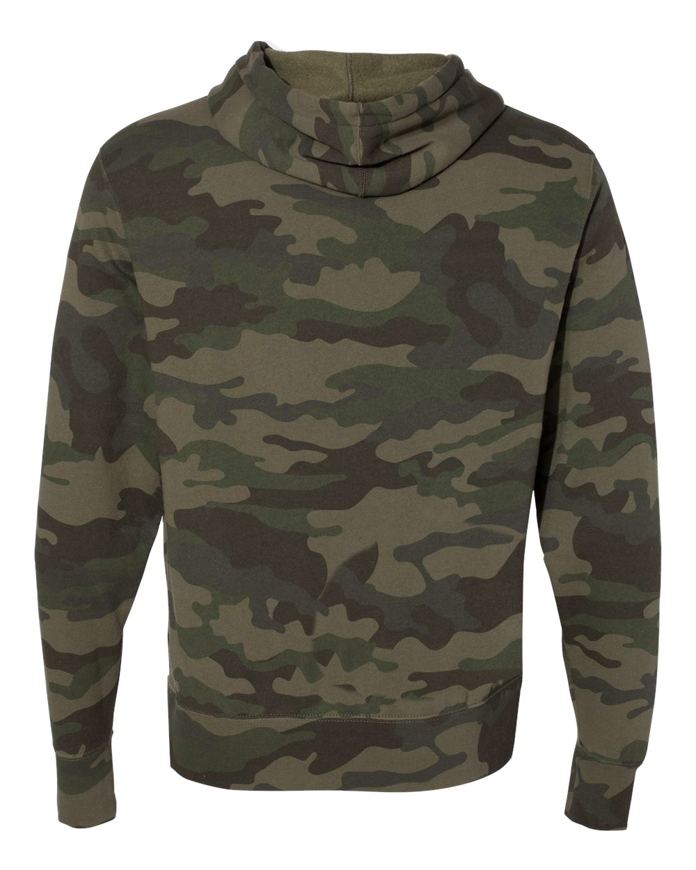 Independent-Trading-Co-Unisex-Hooded-Pullover-Blank-Plain-AFX90UN-up-to-3XL thumbnail 19