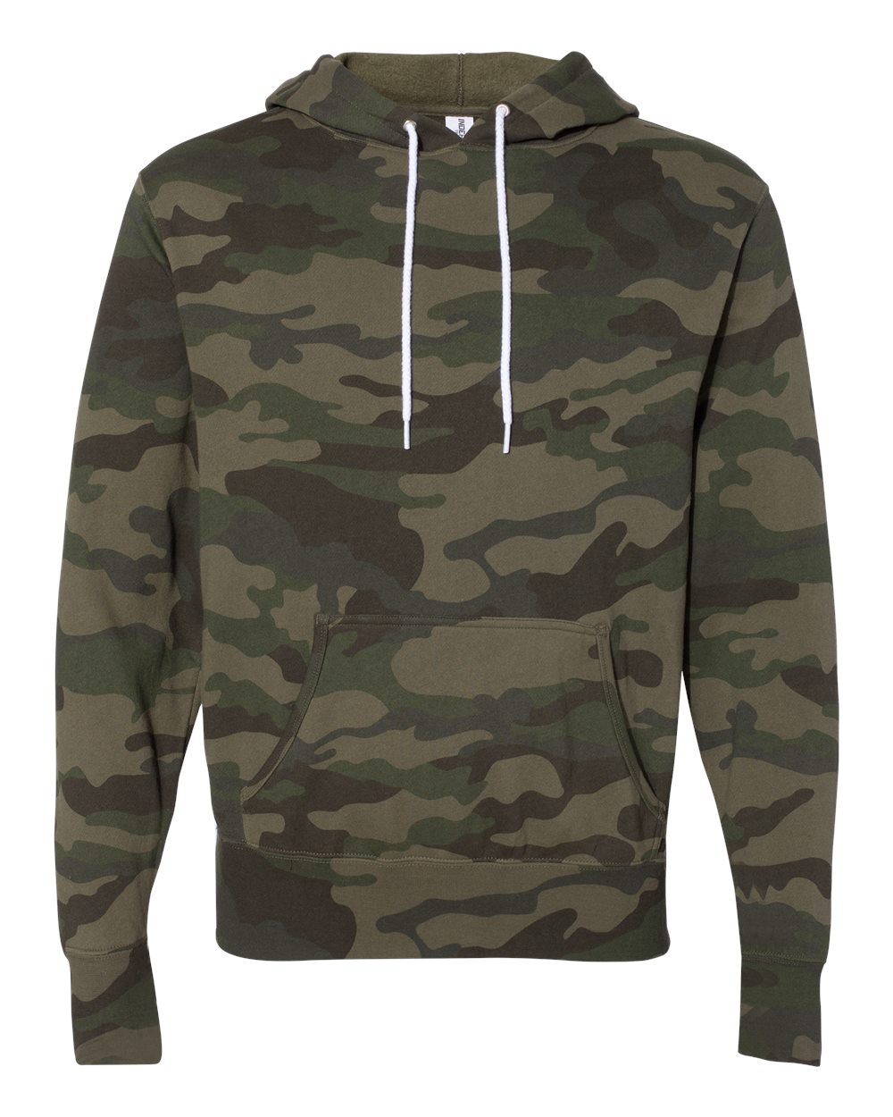 Independent-Trading-Co-Unisex-Hooded-Pullover-Blank-Plain-AFX90UN-up-to-3XL thumbnail 18