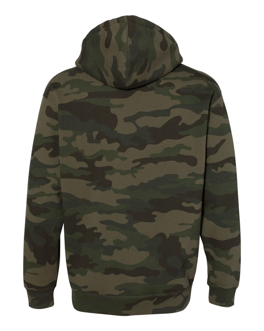 Independent-Trading-Co-Mens-Hooded-Pullover-Sweatshirt-IND4000-up-to-3XL miniature 37