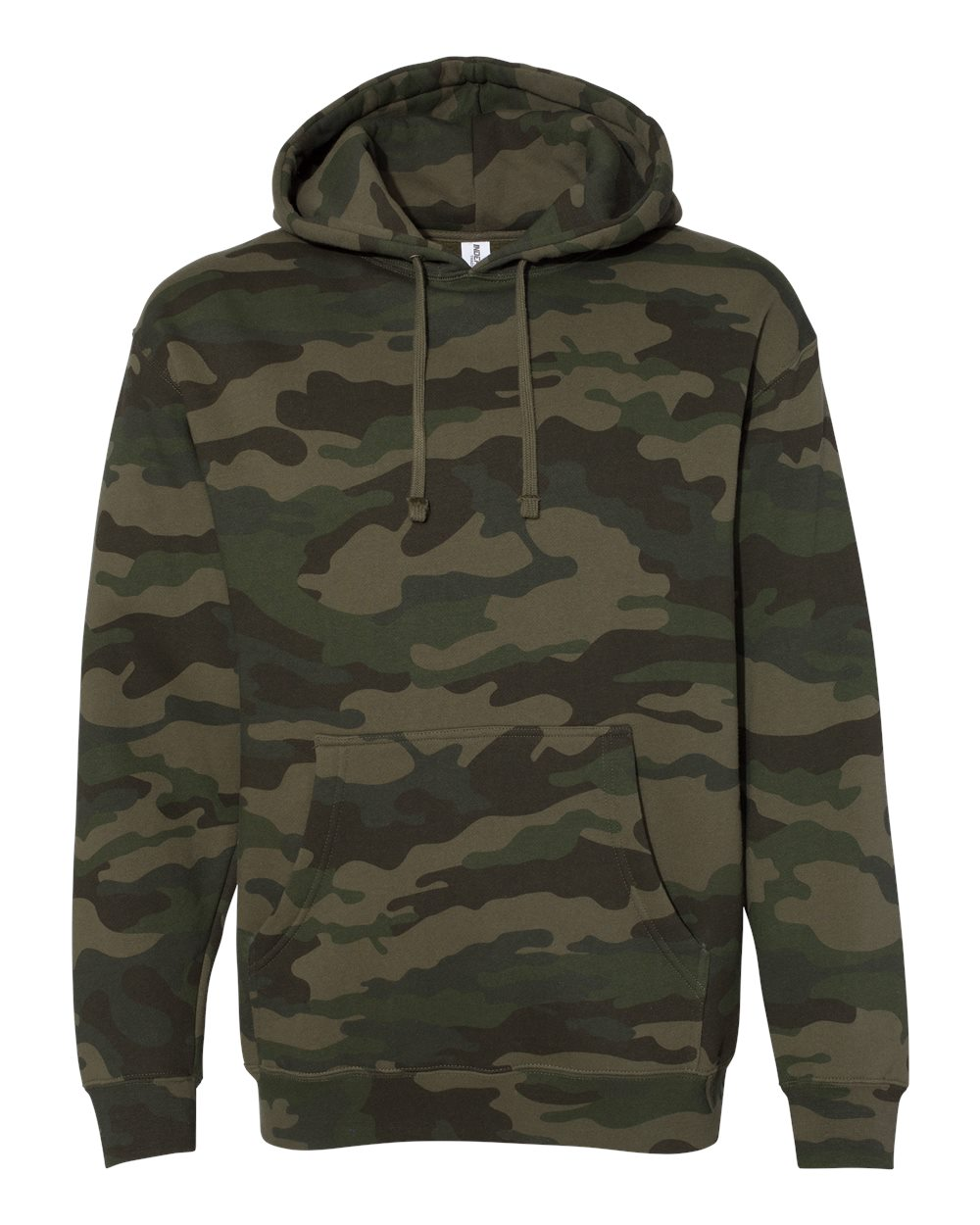 Independent-Trading-Co-Mens-Hooded-Pullover-Sweatshirt-IND4000-up-to-3XL miniature 36
