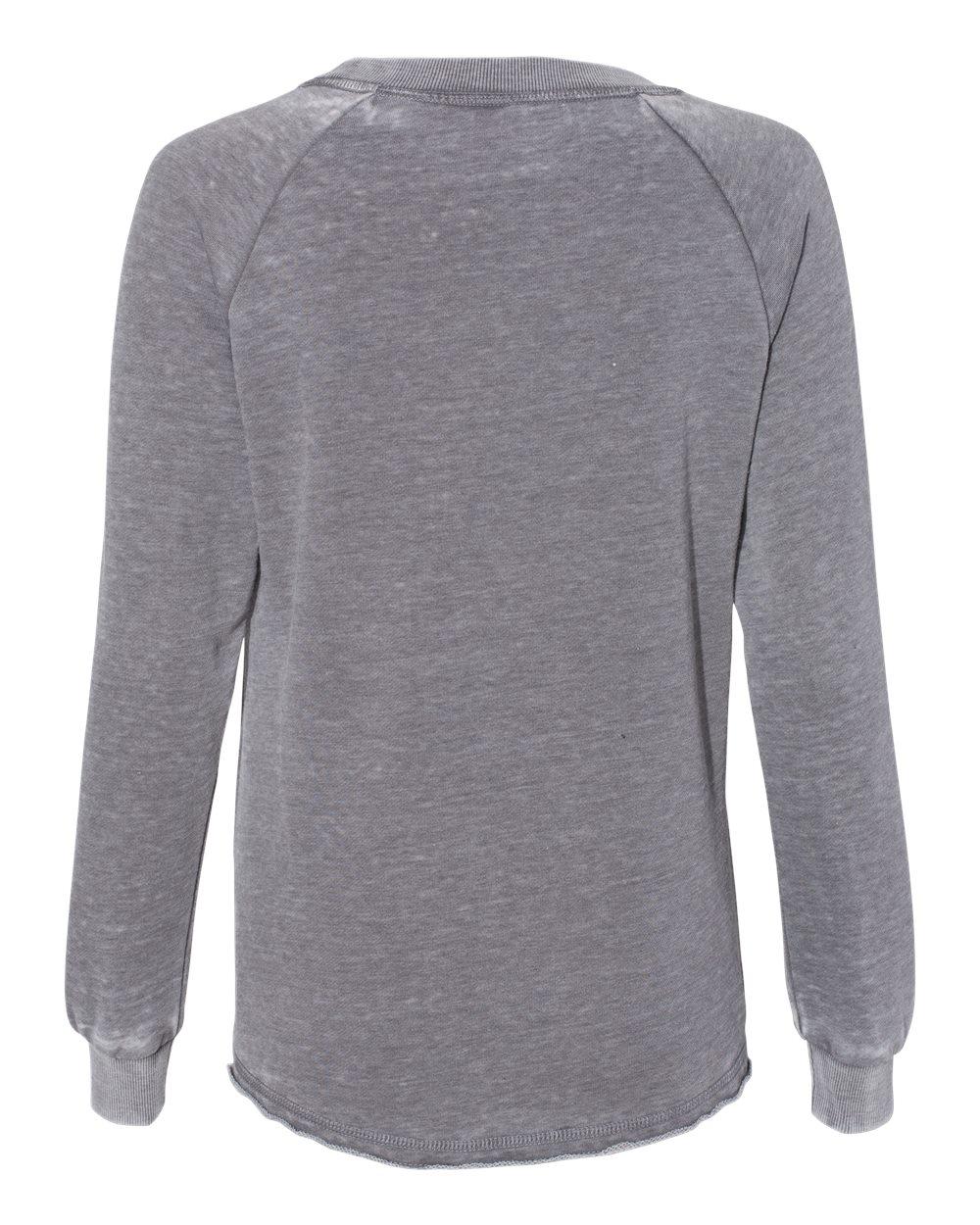 Alternative-Women-s-Lazy-Day-Burnout-French-Terry-LightSweatshirt-8626-up-to-XL thumbnail 10
