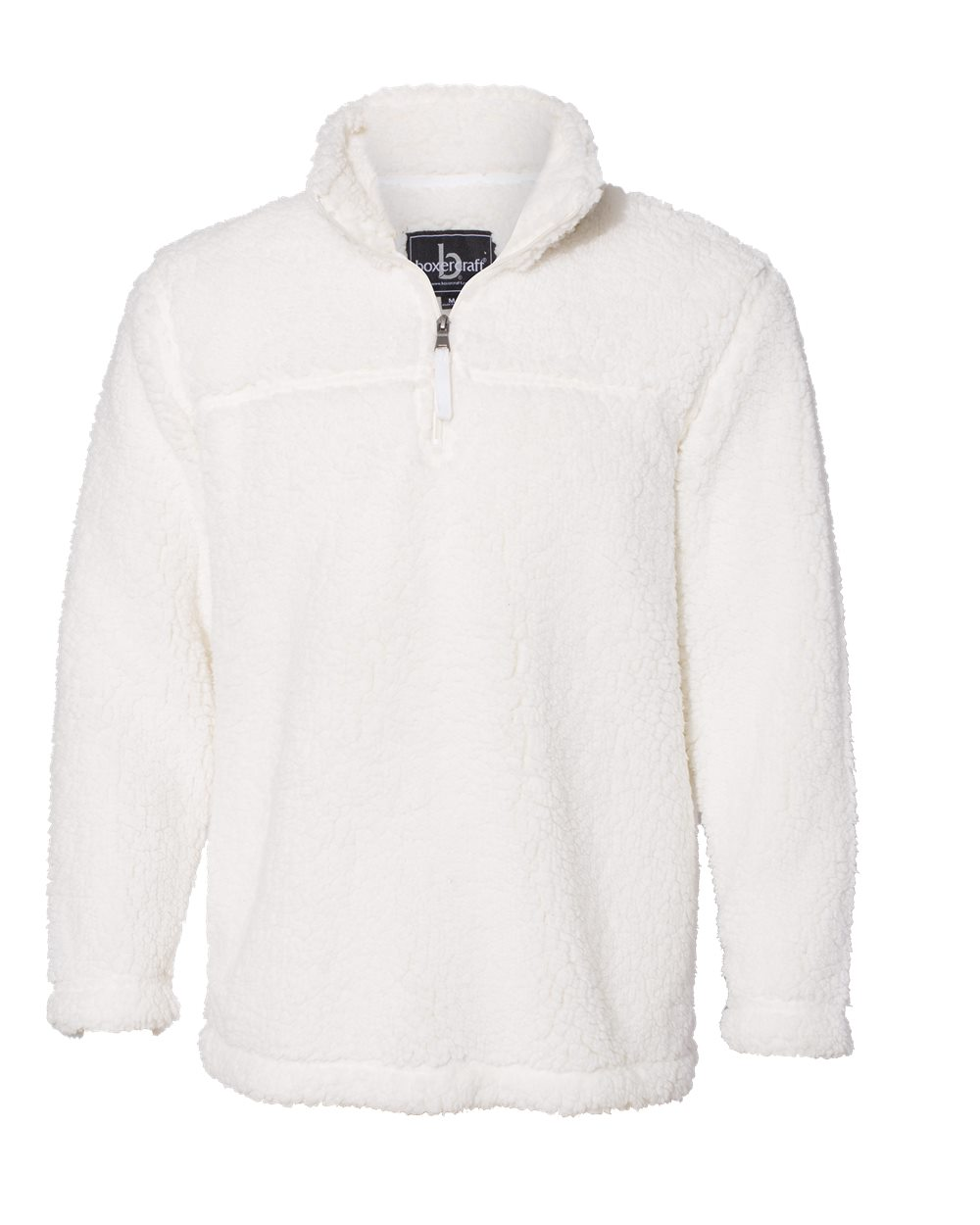 Boxercraft-Unisex-Sherpa-Quarter-Zip-Pullover-Sweatshirt-Sweater-Q10-up-to-3XL thumbnail 29