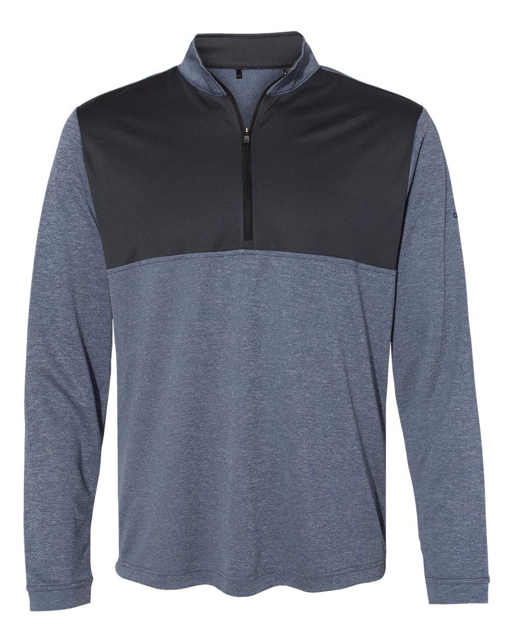 Adidas-Mens-Lightweight-UPF-pullover-Shirt-Warmup-A280-up-to-4XL thumbnail 9