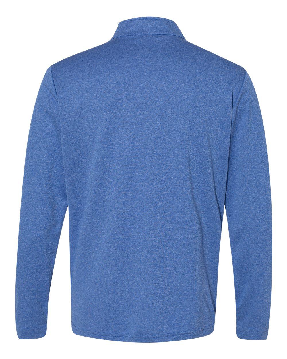 Adidas-Mens-Lightweight-UPF-pullover-Shirt-Warmup-A280-up-to-4XL thumbnail 13