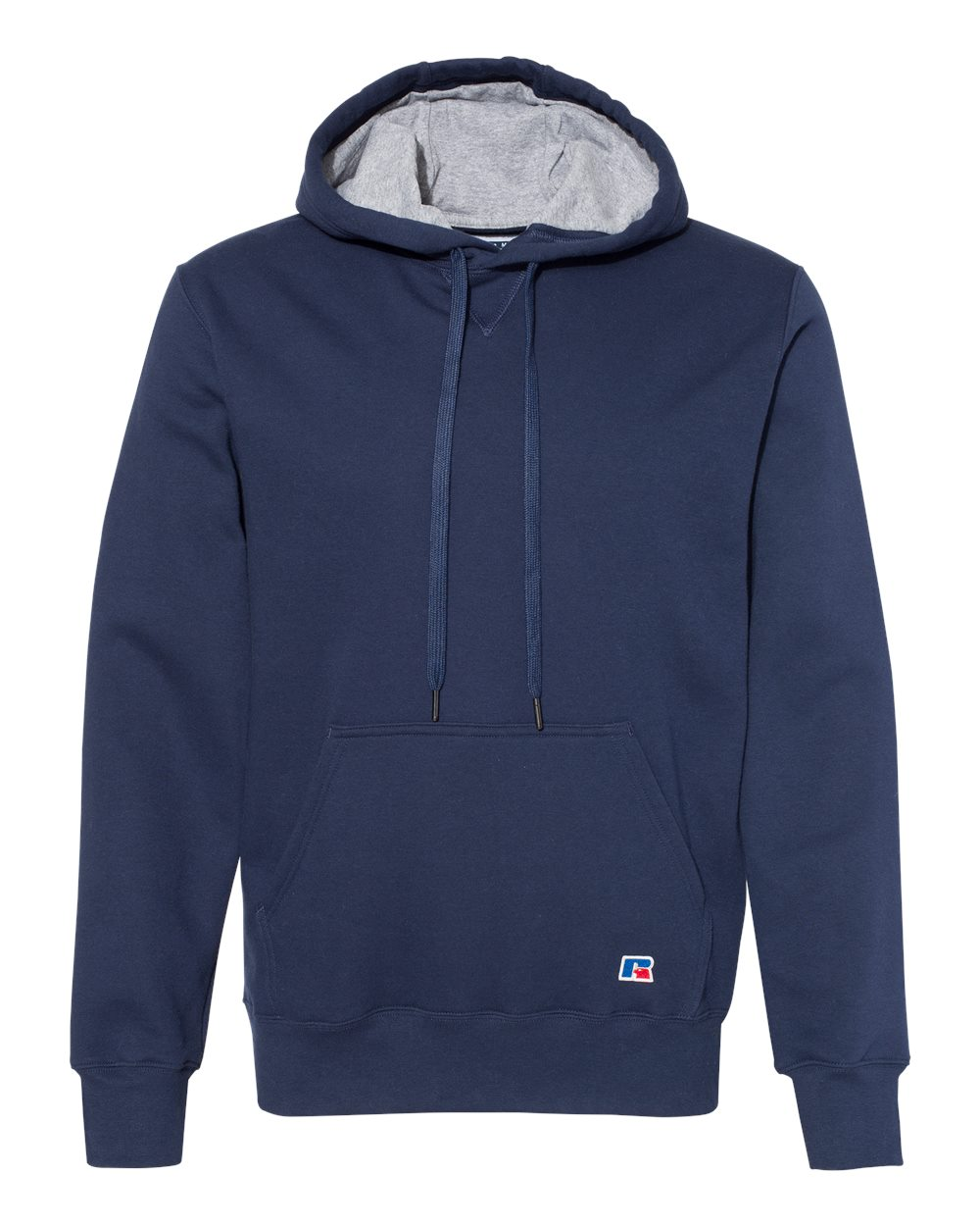 Russell-Athletic-Mens-Cotton-Rich-Fleece-Hooded-Sweatshirt-82ONSM-up-to-3XL miniature 18