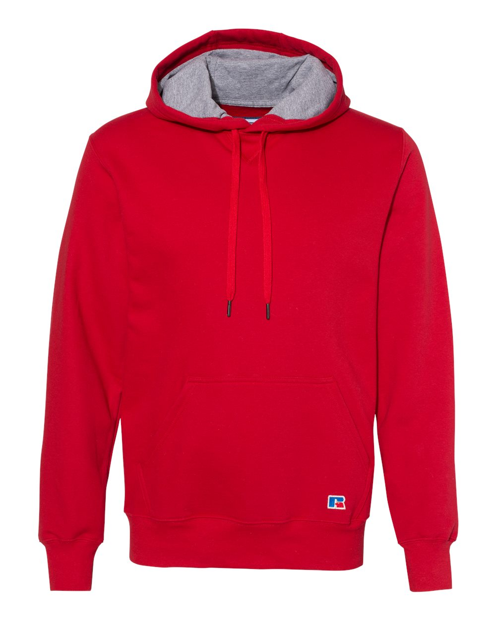 Russell-Athletic-Mens-Cotton-Rich-Fleece-Hooded-Sweatshirt-82ONSM-up-to-3XL miniature 24