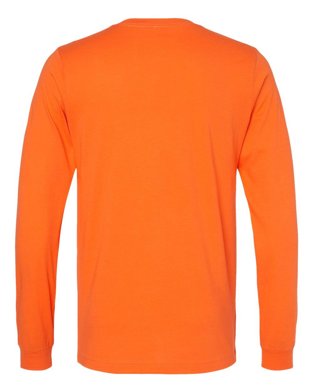 Bella-Canvas-Mens-Blank-Top-Long-Sleeve-Jersey-Tee-T-Shirt-3501-up-to-3XL thumbnail 47
