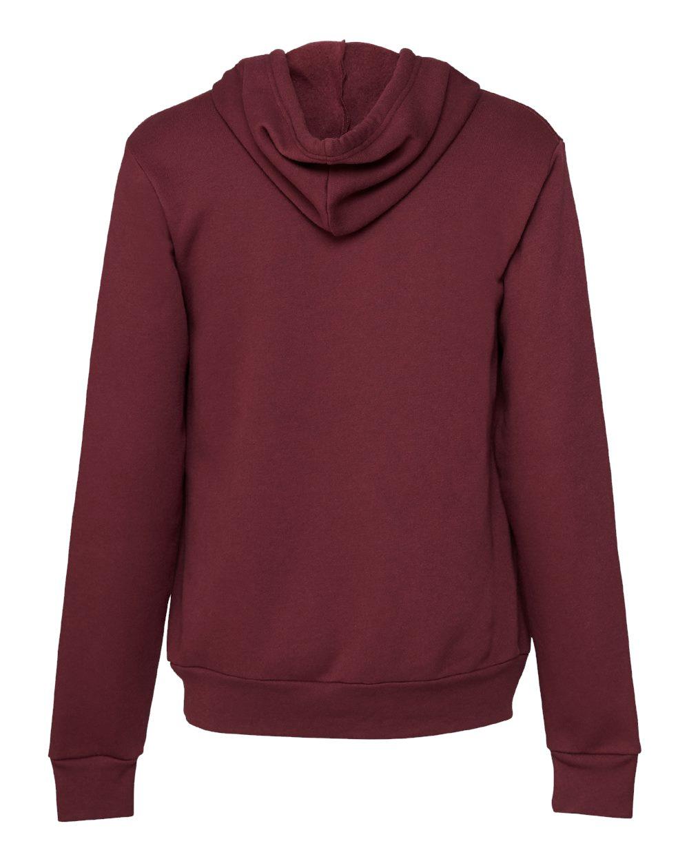 Bella-Canvas-Unisex-Sponge-Hooded-Pullover-Sweatshirt-Blank-3719-up-to-2XL thumbnail 72