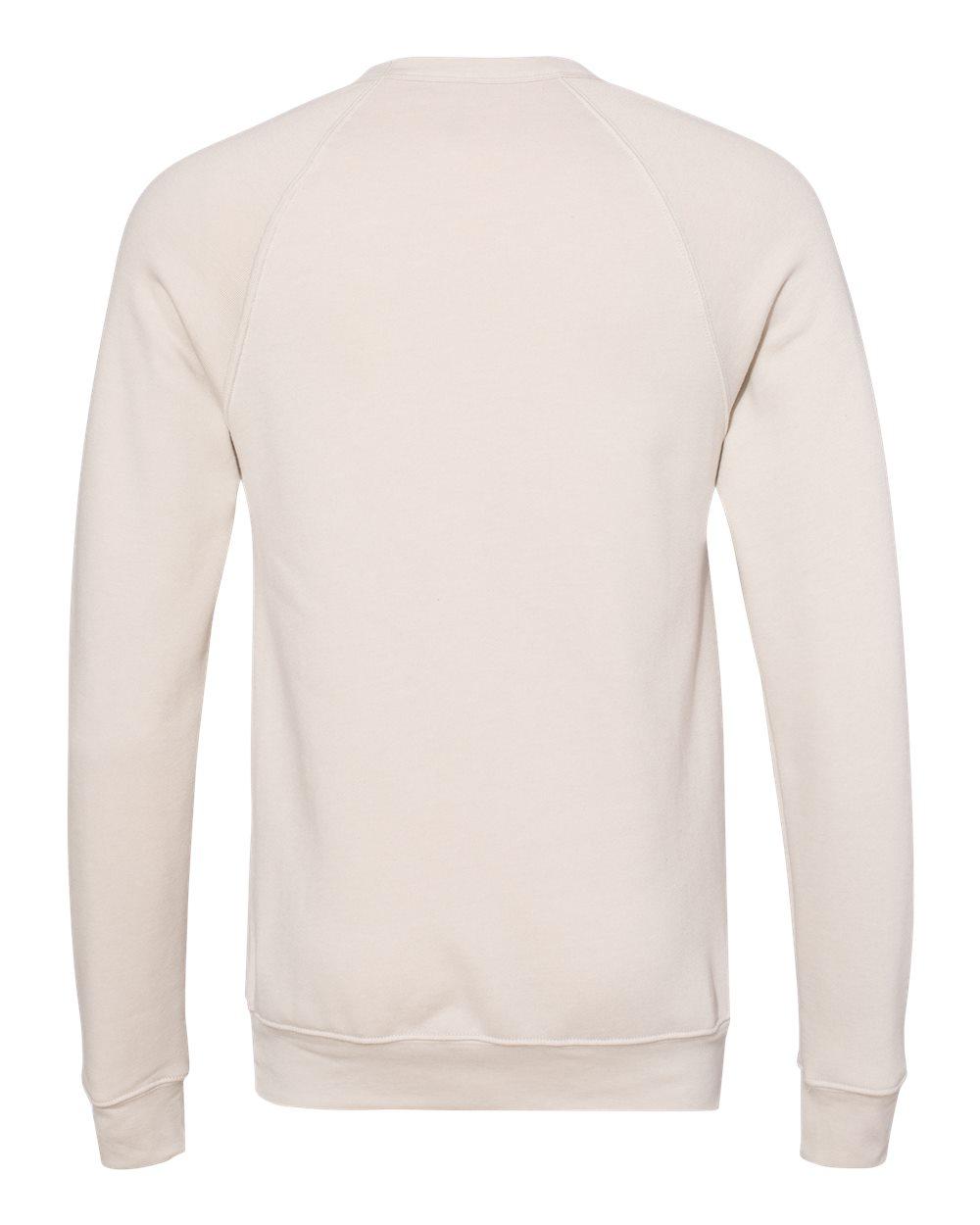 Bella-Canvas-Unisex-Sponge-Fleece-Crewneck-Sweatshirt-Top-Blank-3901-up-to-2XL thumbnail 33