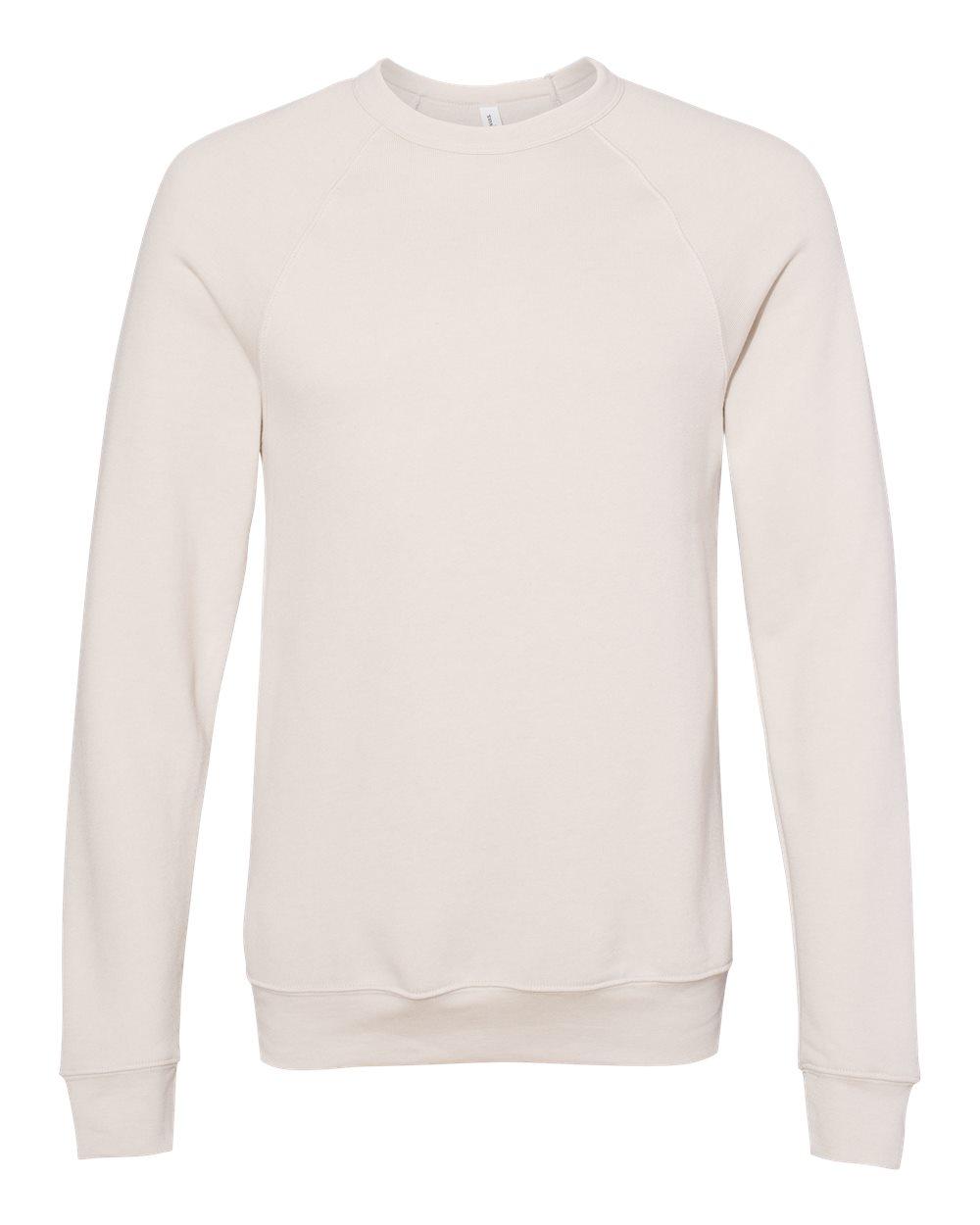 Bella-Canvas-Unisex-Sponge-Fleece-Crewneck-Sweatshirt-Top-Blank-3901-up-to-2XL thumbnail 32