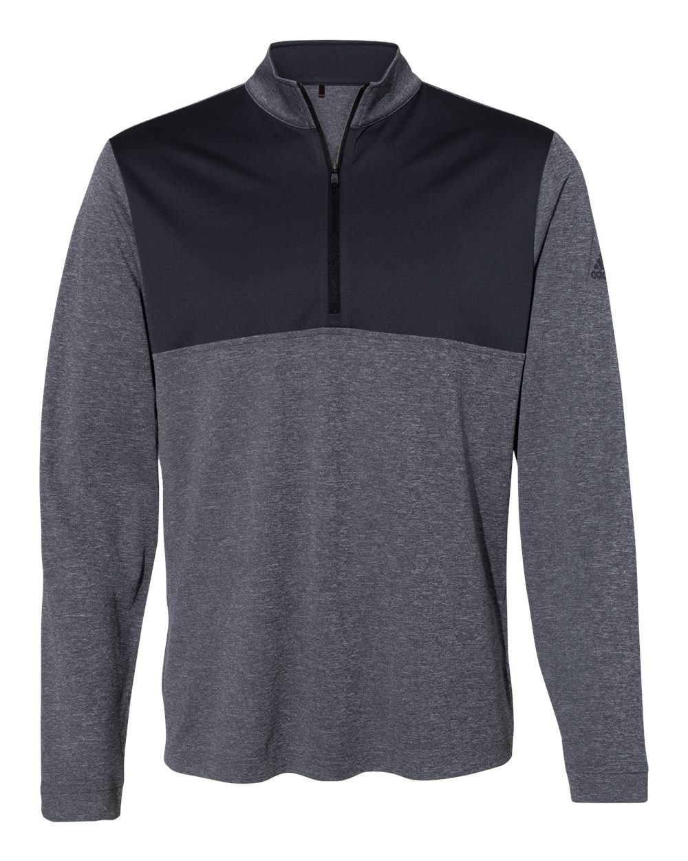 Adidas-Mens-Lightweight-UPF-pullover-Shirt-Warmup-A280-up-to-4XL thumbnail 6