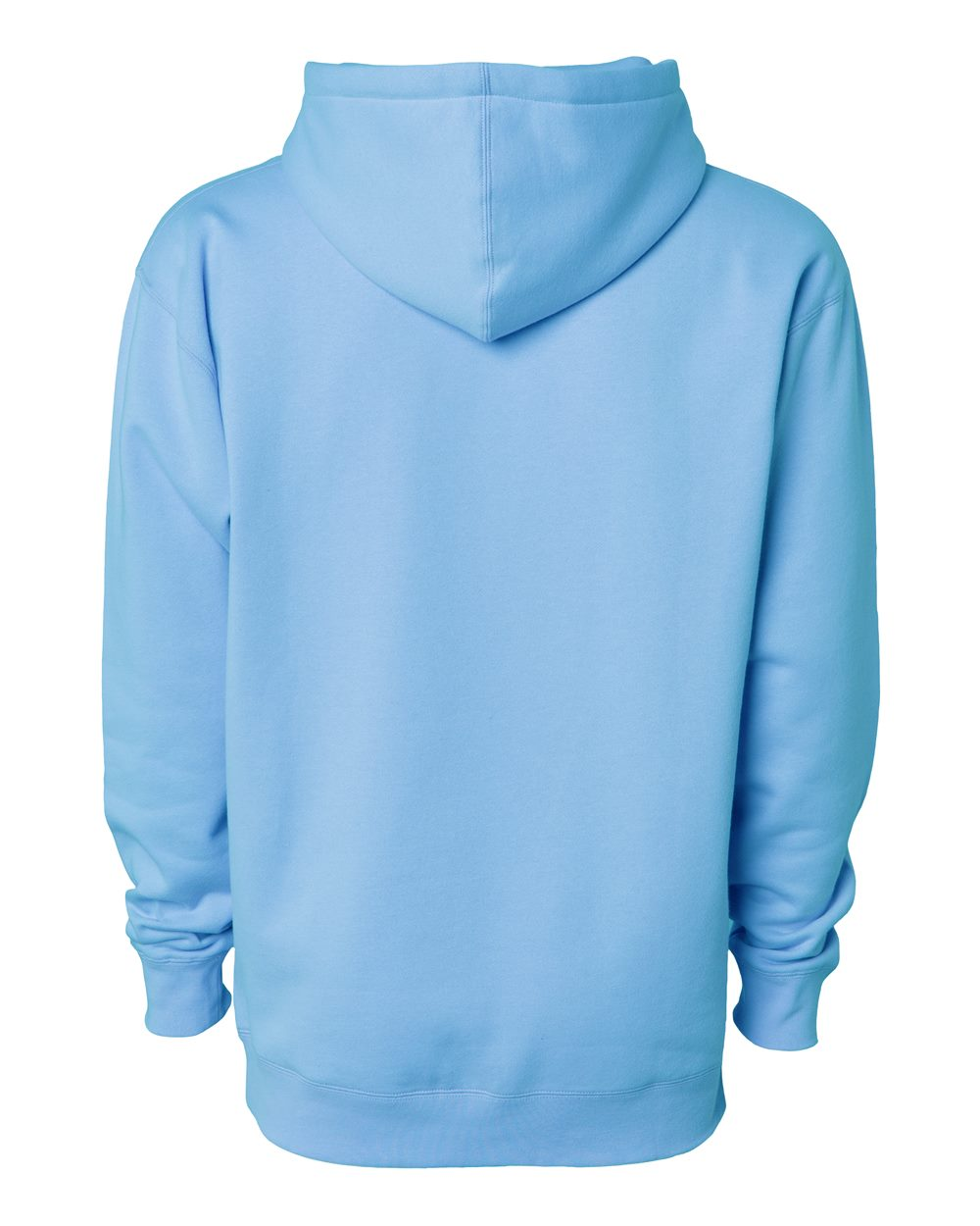 Independent-Trading-Co-Mens-Hooded-Pullover-Sweatshirt-IND4000-up-to-3XL miniature 19