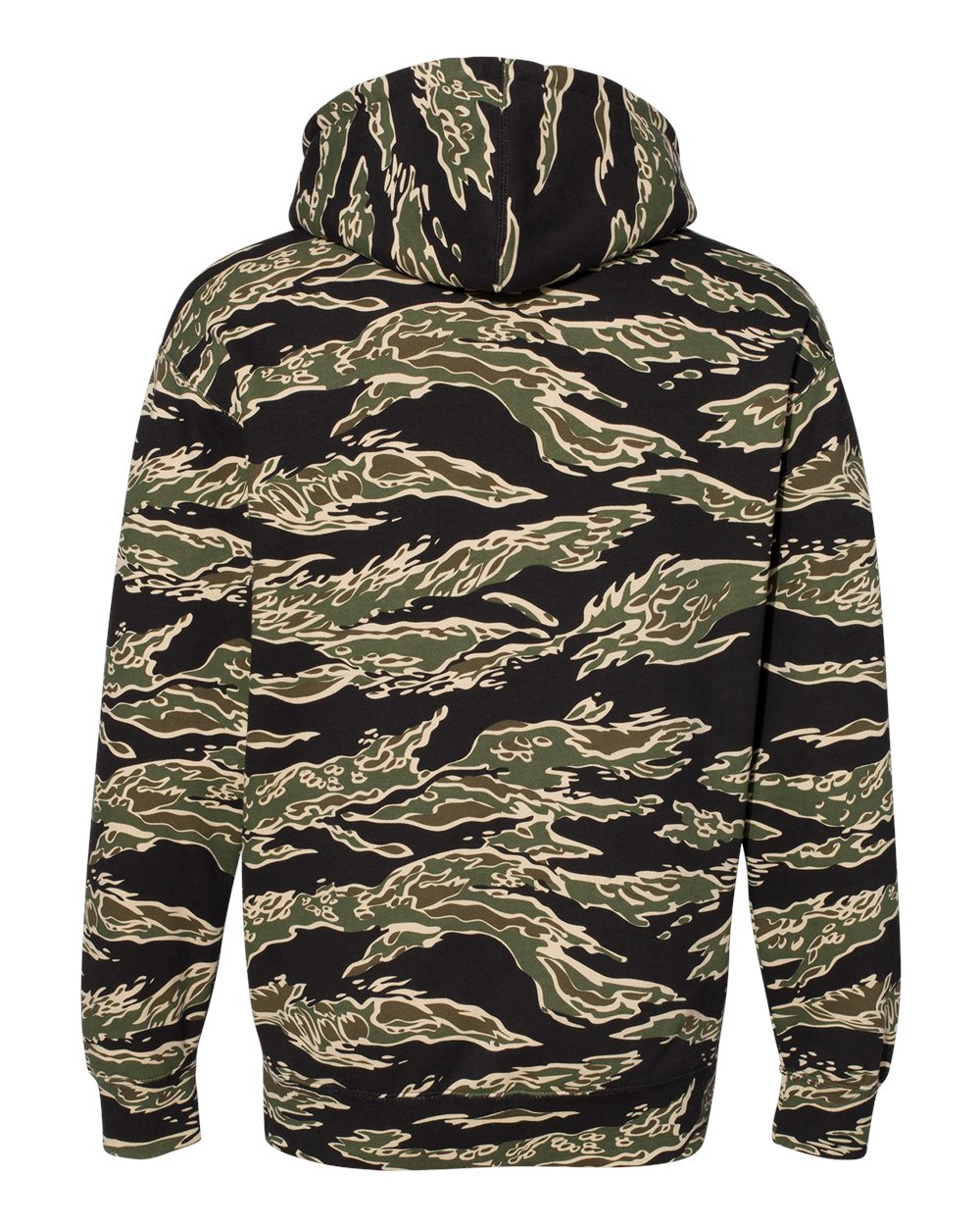Independent-Trading-Co-Mens-Hooded-Pullover-Sweatshirt-IND4000-up-to-3XL miniature 85