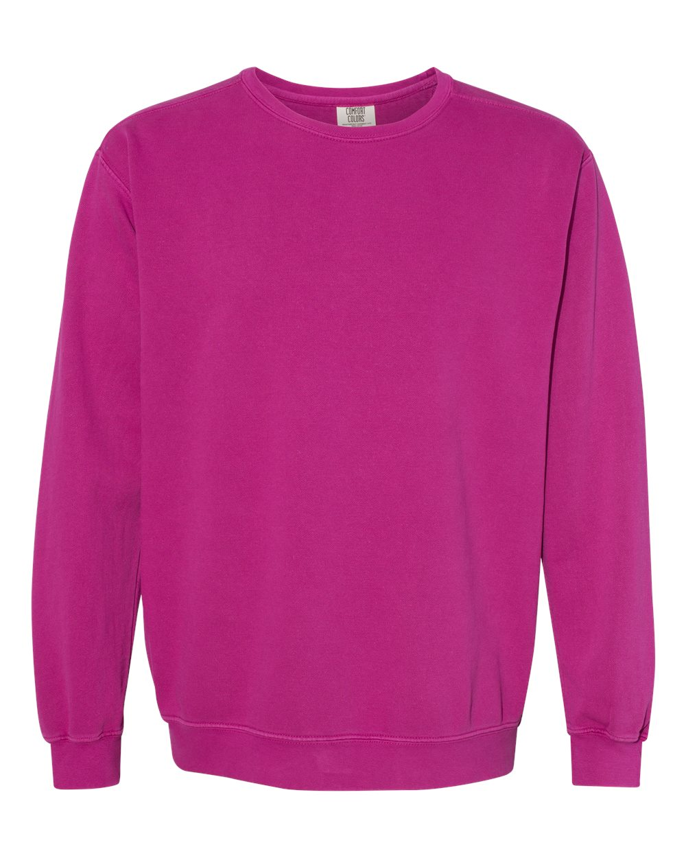 Comfort-Colors-Mens-Garment-Dyed-Ringspun-Crewneck-Sweatshirt-1566-up-to-3XL miniature 12