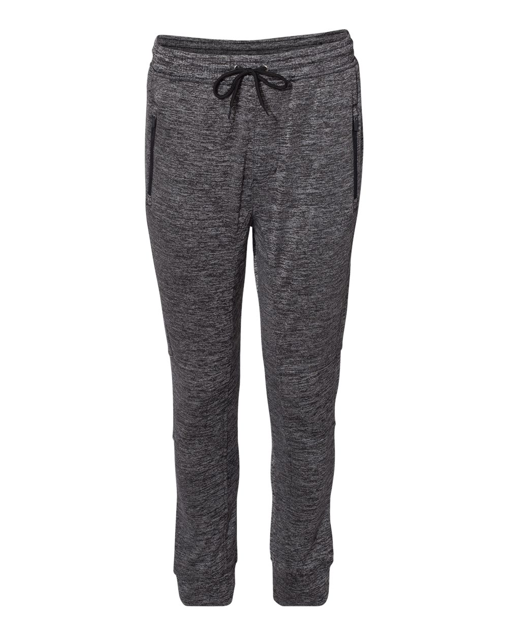 Burnside-Mens-Heather-Performance-Joggers-Pants-8801-up-to-3XL thumbnail 9
