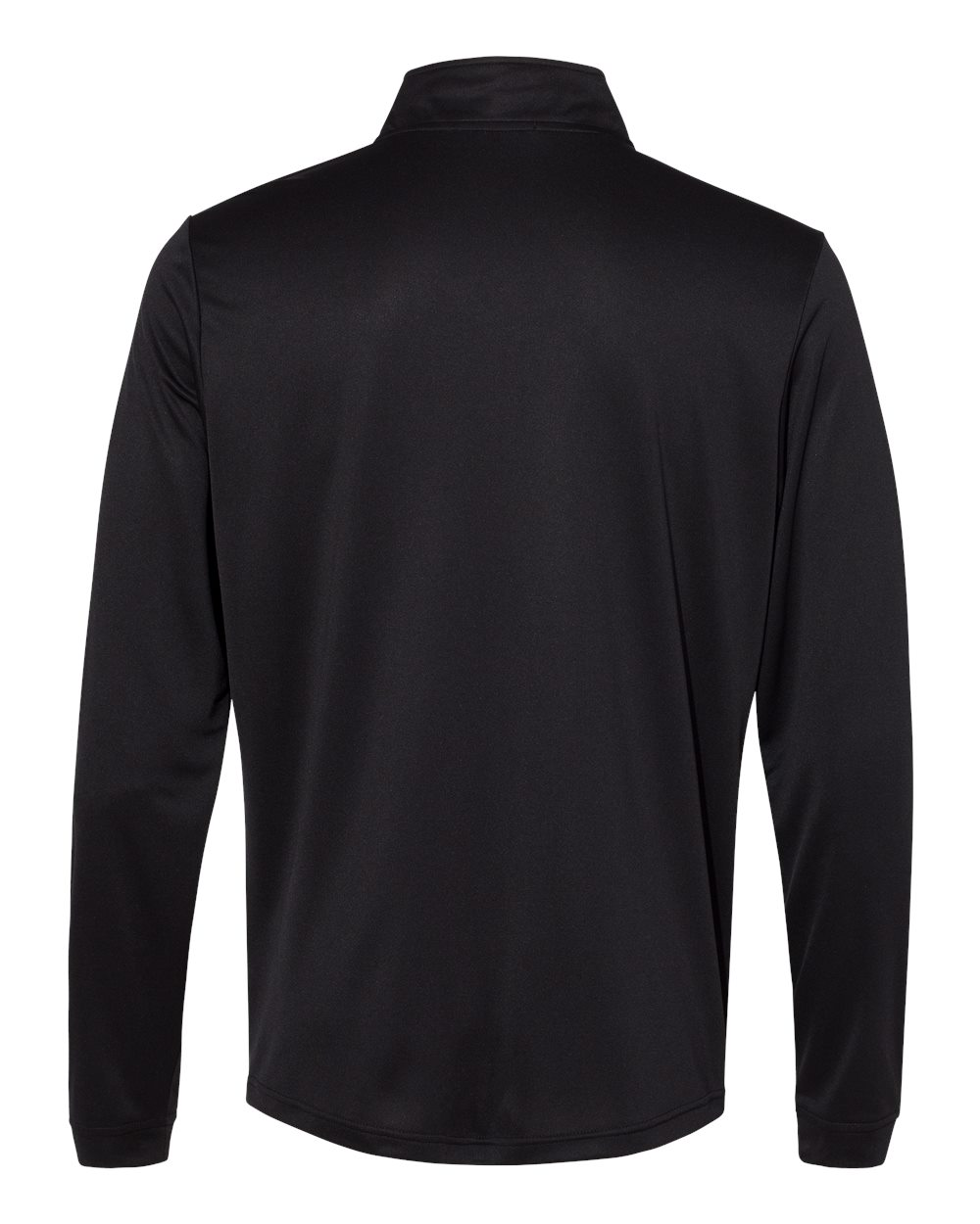 Adidas-Mens-Lightweight-Quarter-Zip-Pullover-Shirt-polyester-A401-up-to-4XL thumbnail 7