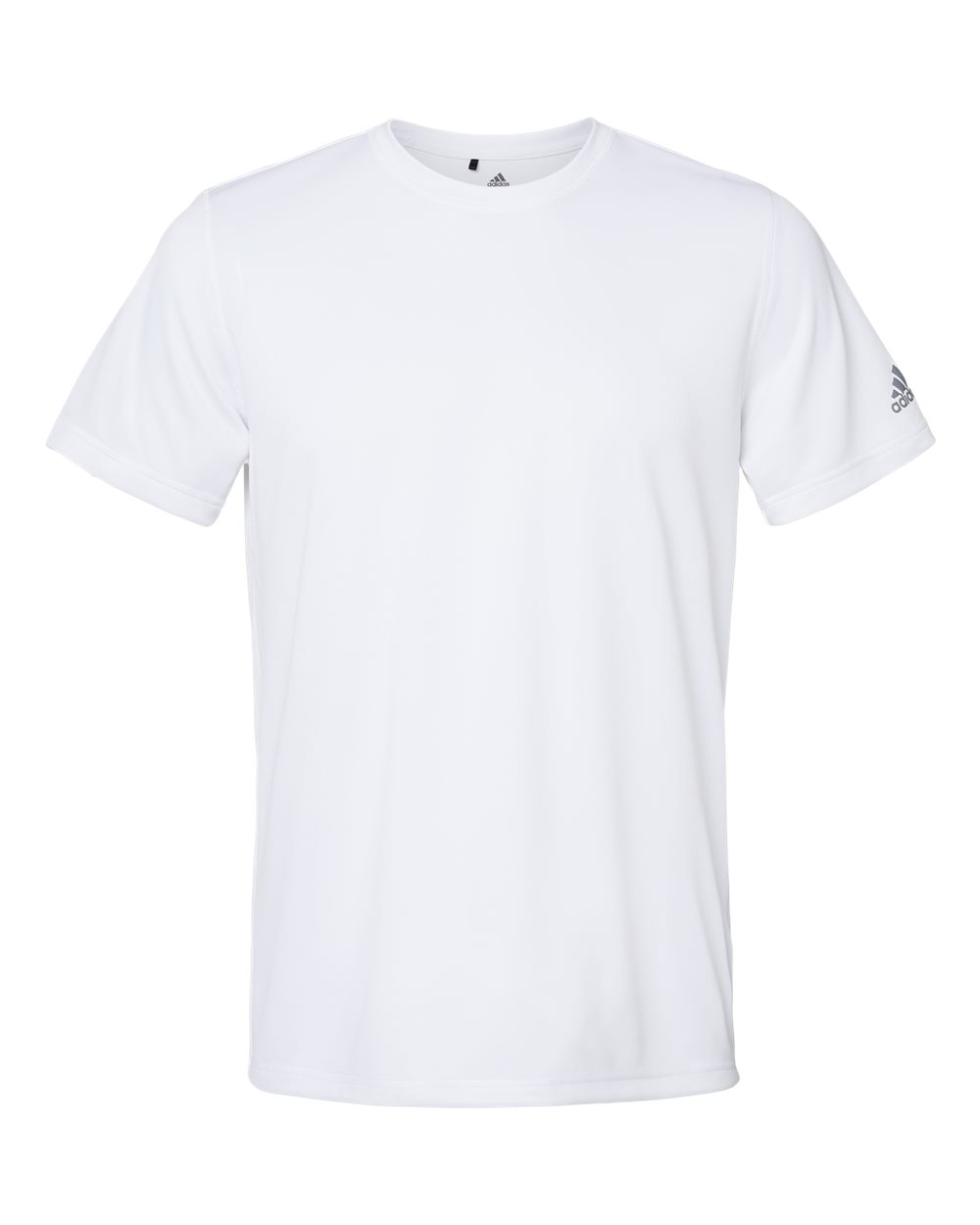 Adidas-Mens-Blank-Short-Sleeve-Polyester-Sport-T-Shirt-A376-up-to-4XL miniature 36