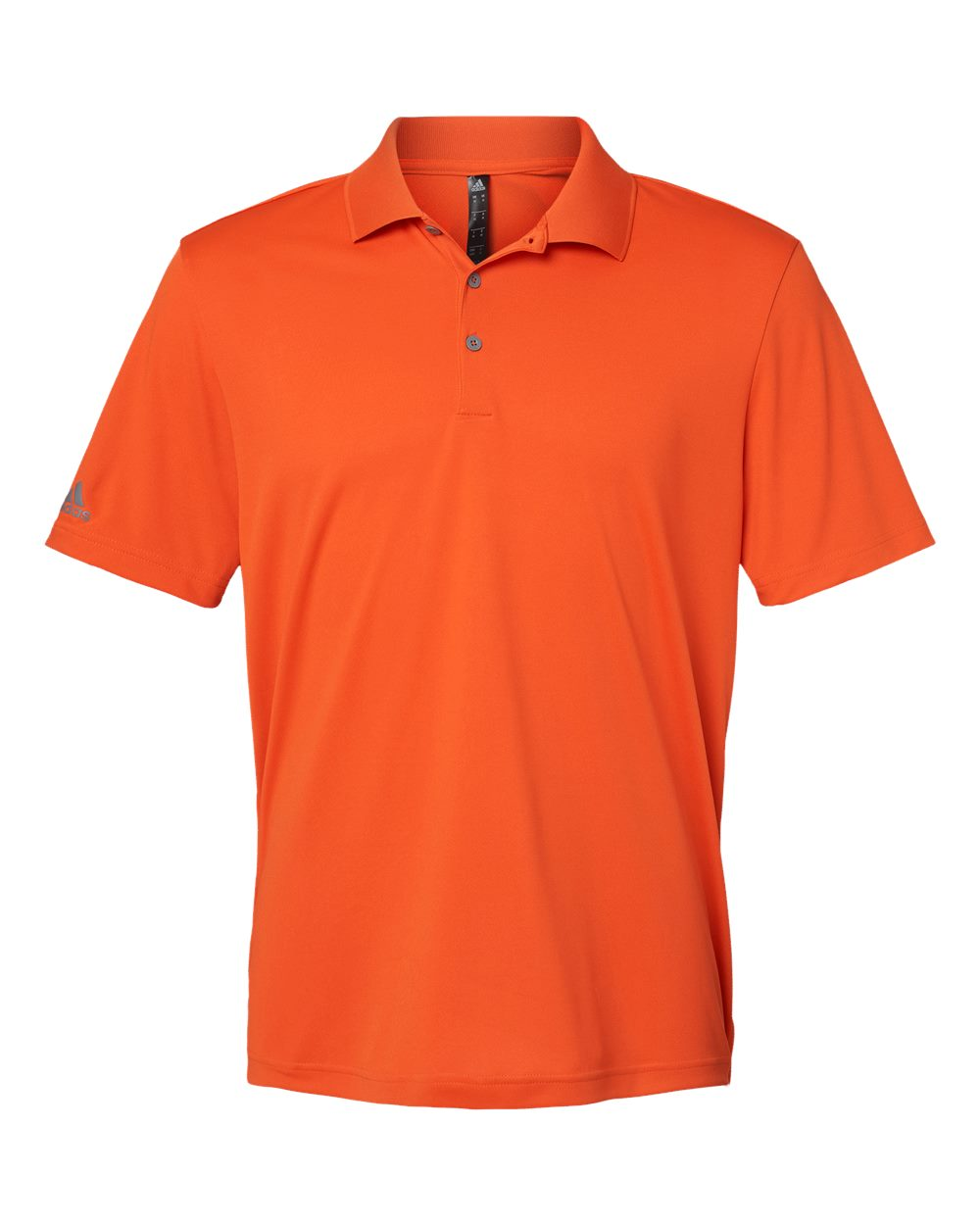 Adidas-Performance-Sport-Shirt-Polo-Button-A230-up-to-4XL miniature 34