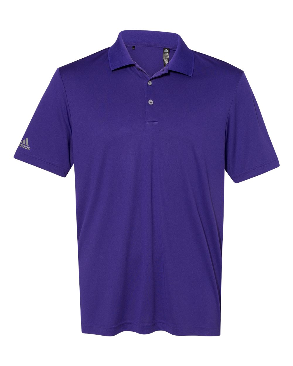 Adidas-Performance-Sport-Shirt-Polo-Button-A230-up-to-4XL miniature 14
