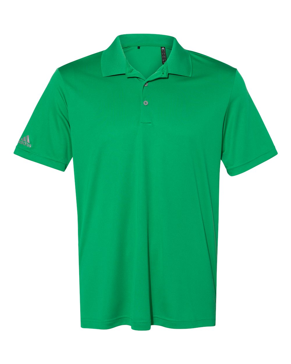Adidas-Performance-Sport-Shirt-Polo-Button-A230-up-to-4XL miniature 22