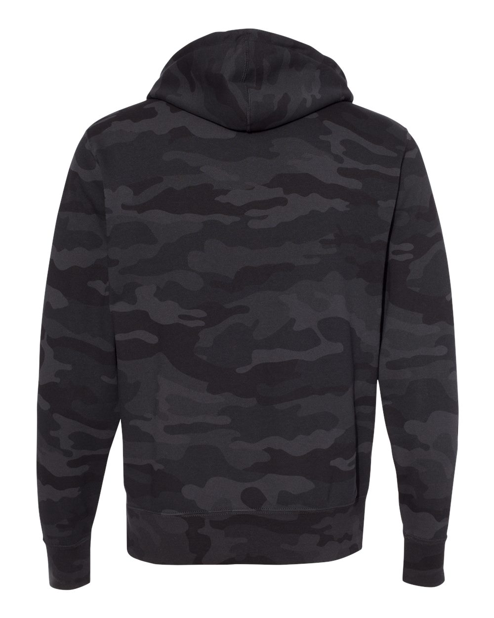 Independent-Trading-Co-Unisex-Hooded-Pullover-Blank-Plain-AFX90UN-up-to-3XL thumbnail 10