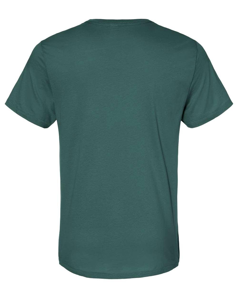 Alternative Mens Organic Crewneck Tee T Shirt Short Sleeve 6005 up to 3XL
