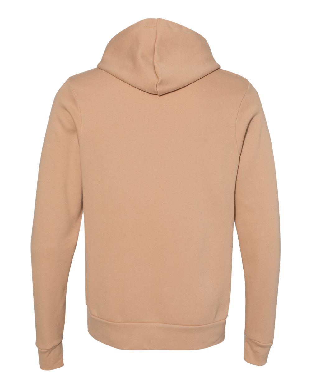 Bella-Canvas-Unisex-Sponge-Hooded-Pullover-Sweatshirt-Blank-3719-up-to-2XL thumbnail 58