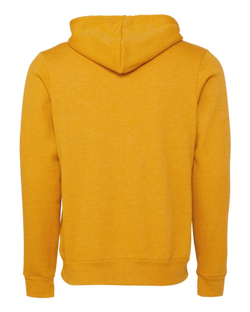 Bella-Canvas-Unisex-Sponge-Hooded-Pullover-Sweatshirt-Blank-3719-up-to-2XL thumbnail 50
