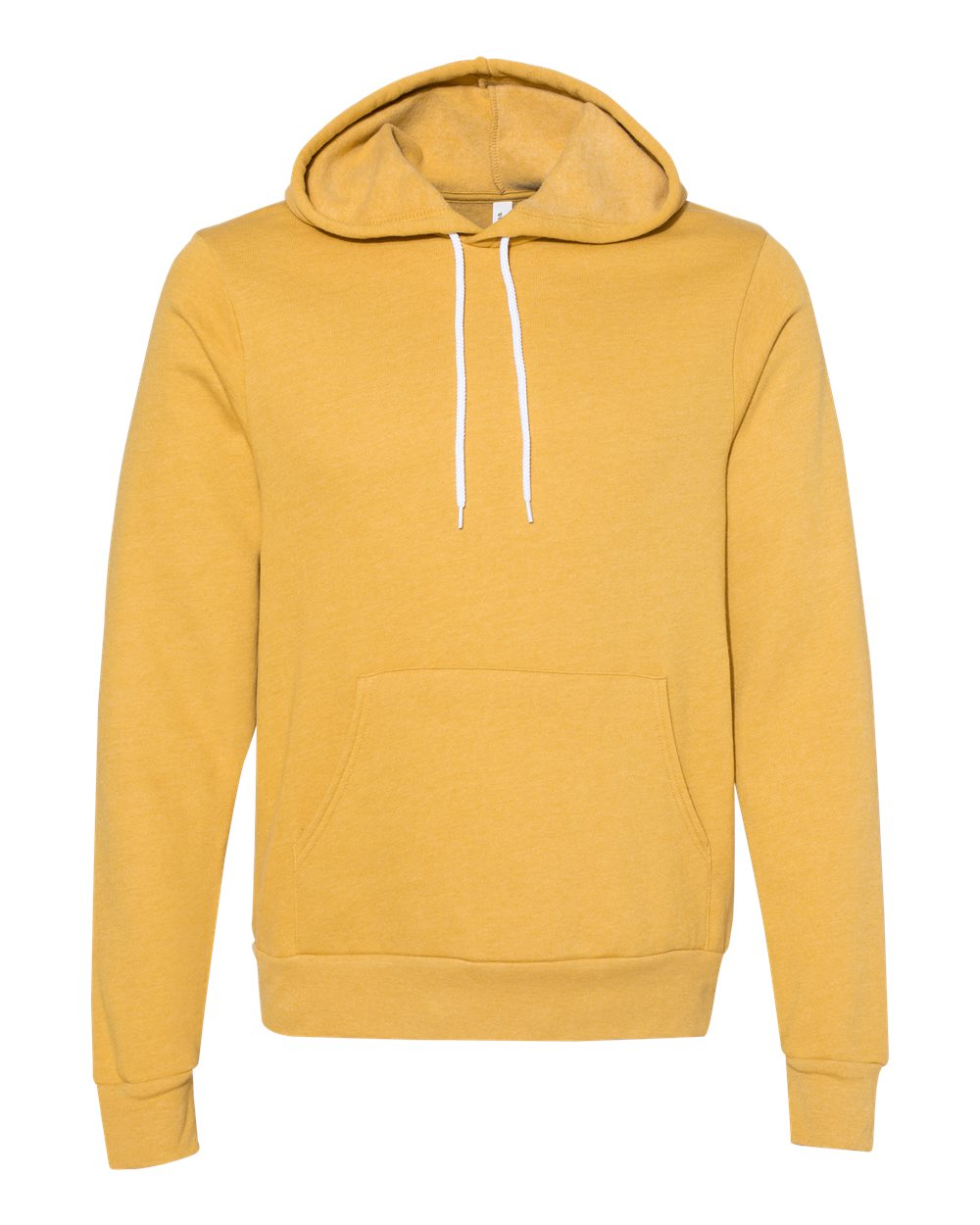 Bella-Canvas-Unisex-Sponge-Hooded-Pullover-Sweatshirt-Blank-3719-up-to-2XL thumbnail 49