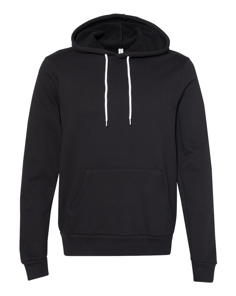 Bella-Canvas-Unisex-Sponge-Hooded-Pullover-Sweatshirt-Blank-3719-up-to-2XL thumbnail 28