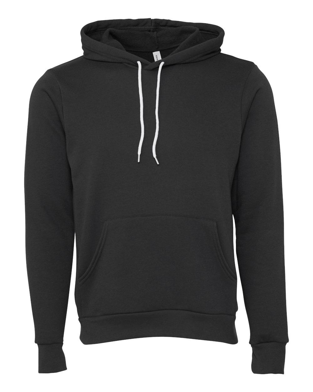 Bella-Canvas-Unisex-Sponge-Hooded-Pullover-Sweatshirt-Blank-3719-up-to-2XL thumbnail 31