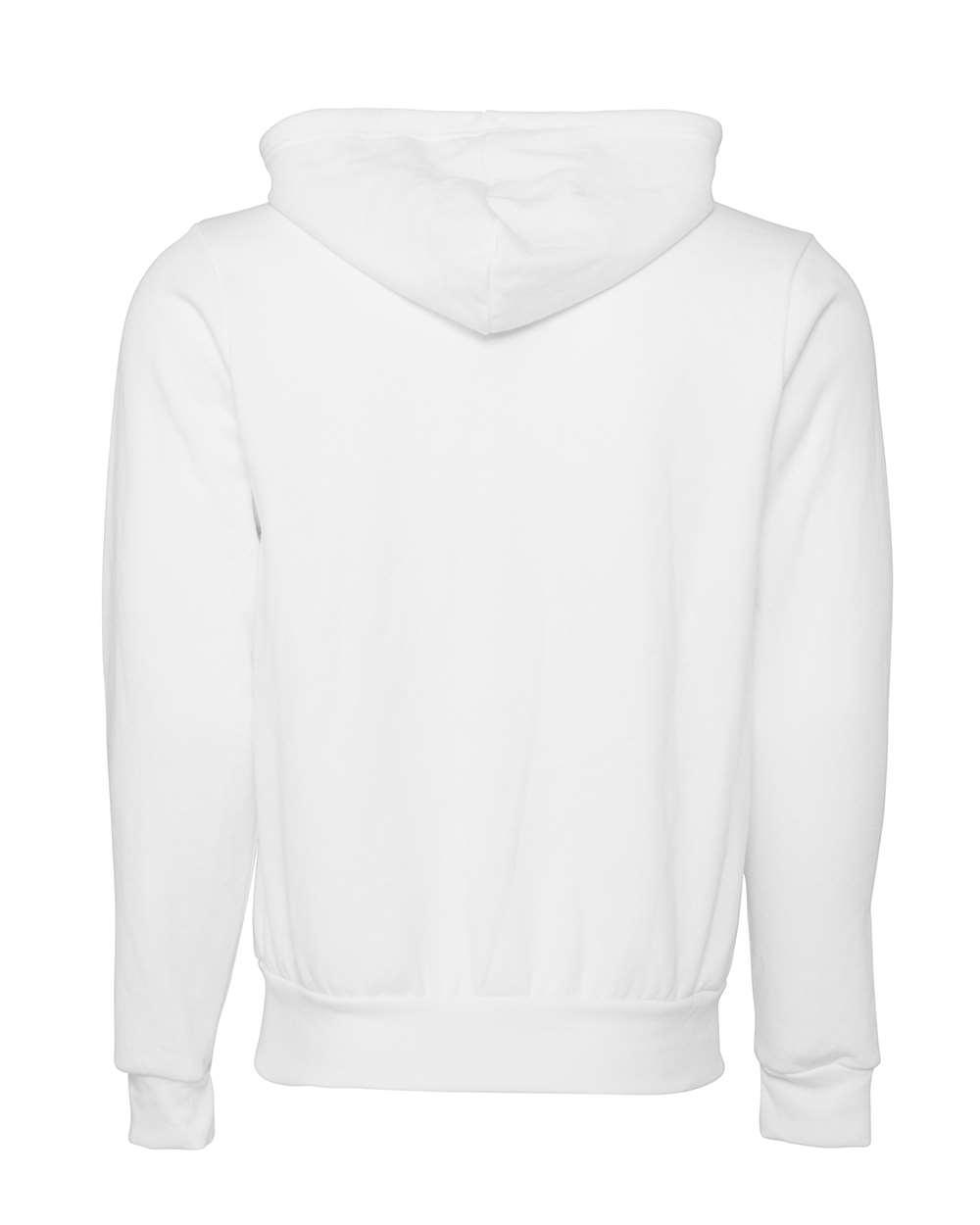 Bella-Canvas-Unisex-Full-Zip-Up-Hooded-Sweatshirt-Blank-Hoodie-3739-up-to-3XL thumbnail 29
