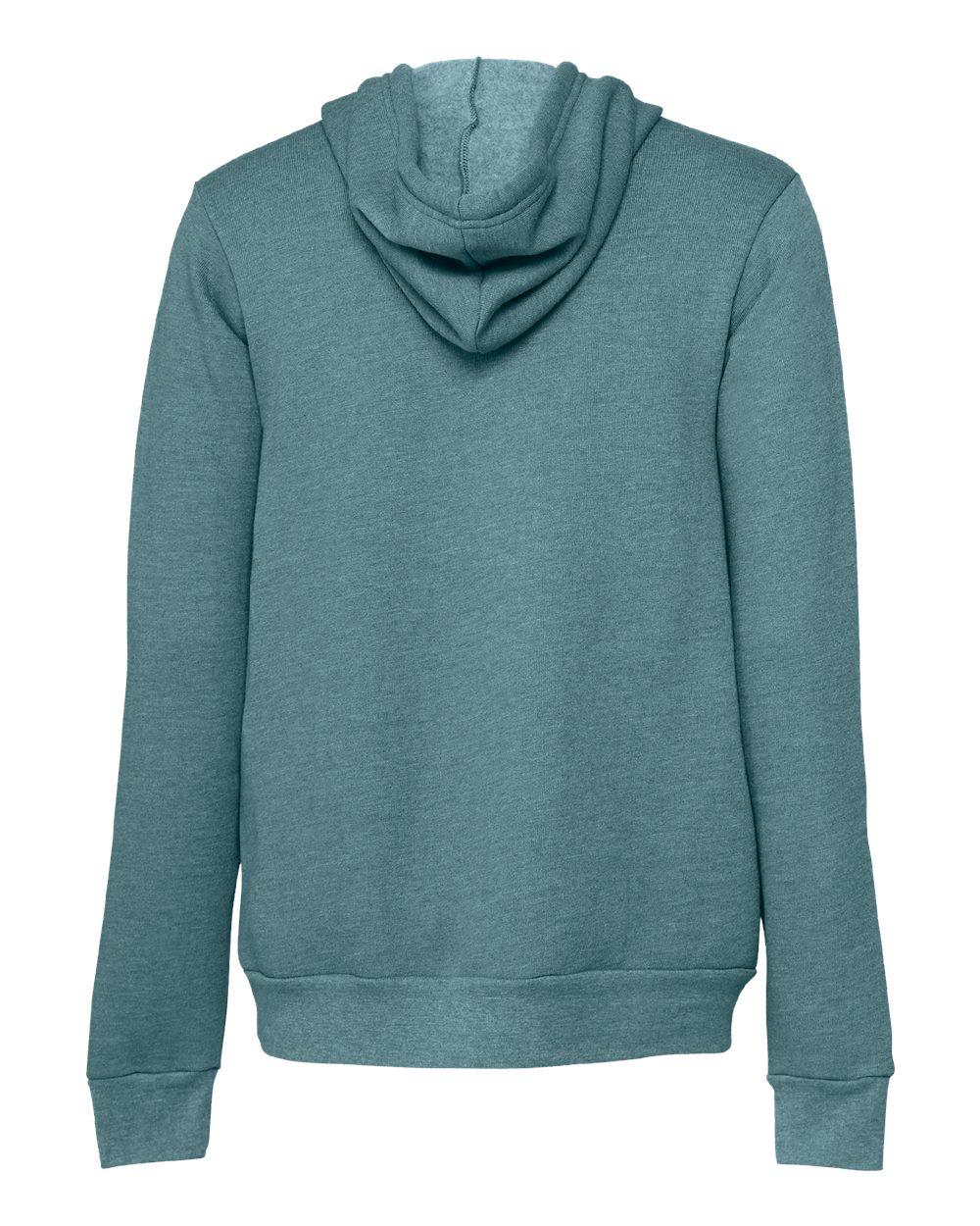 Bella-Canvas-Unisex-Sponge-Hooded-Pullover-Sweatshirt-Blank-3719-up-to-2XL thumbnail 42