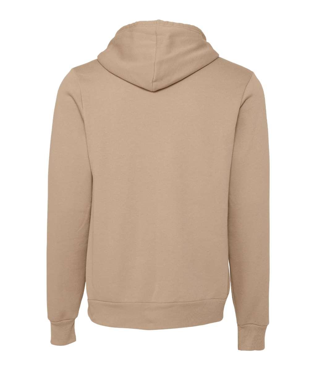 Bella-Canvas-Unisex-Sponge-Hooded-Pullover-Sweatshirt-Blank-3719-up-to-2XL thumbnail 91