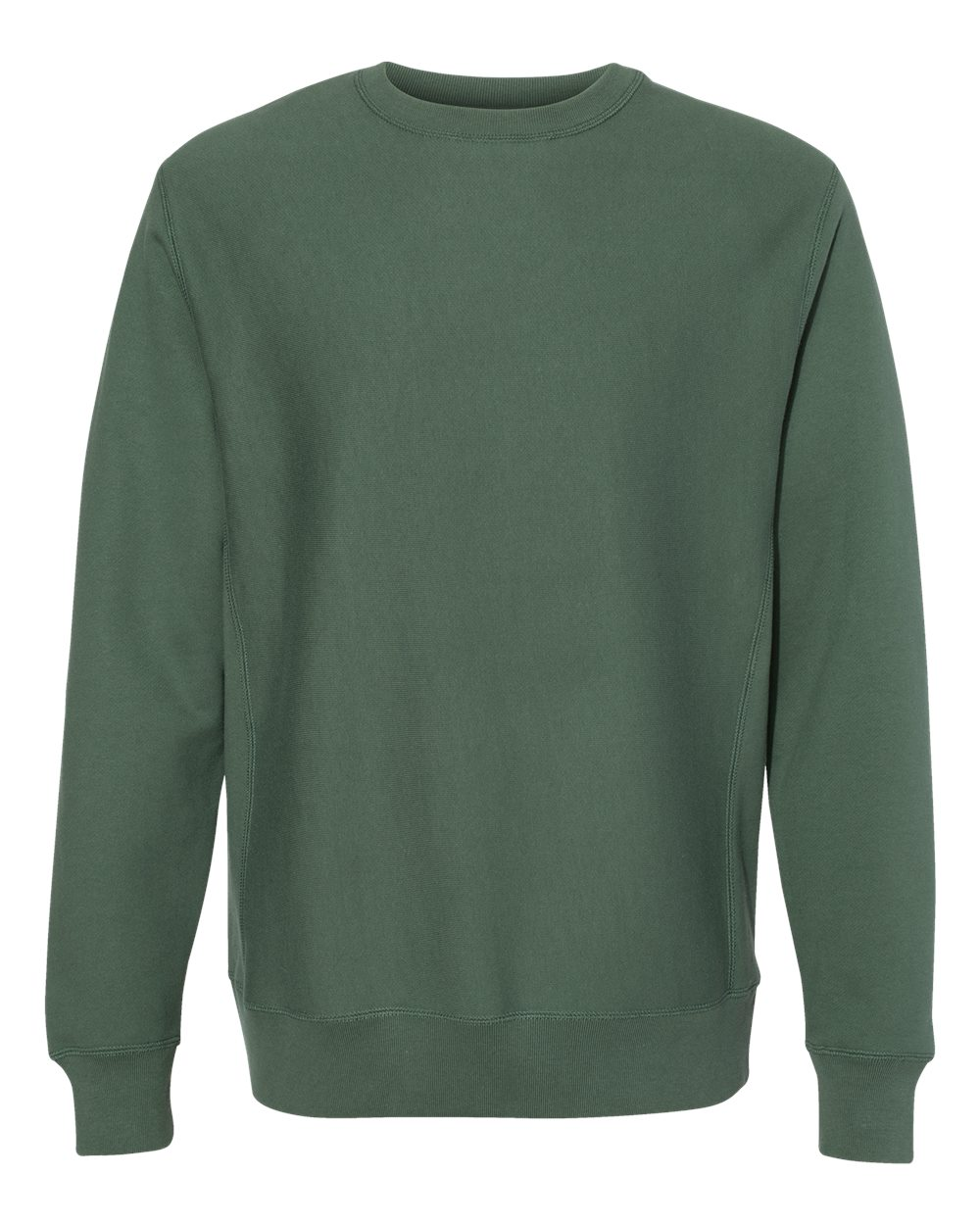 Independent-Trading-Co-Mens-Premium-Heavyweight-Cross-Grain-Sweatshirt-IND5000C thumbnail 6