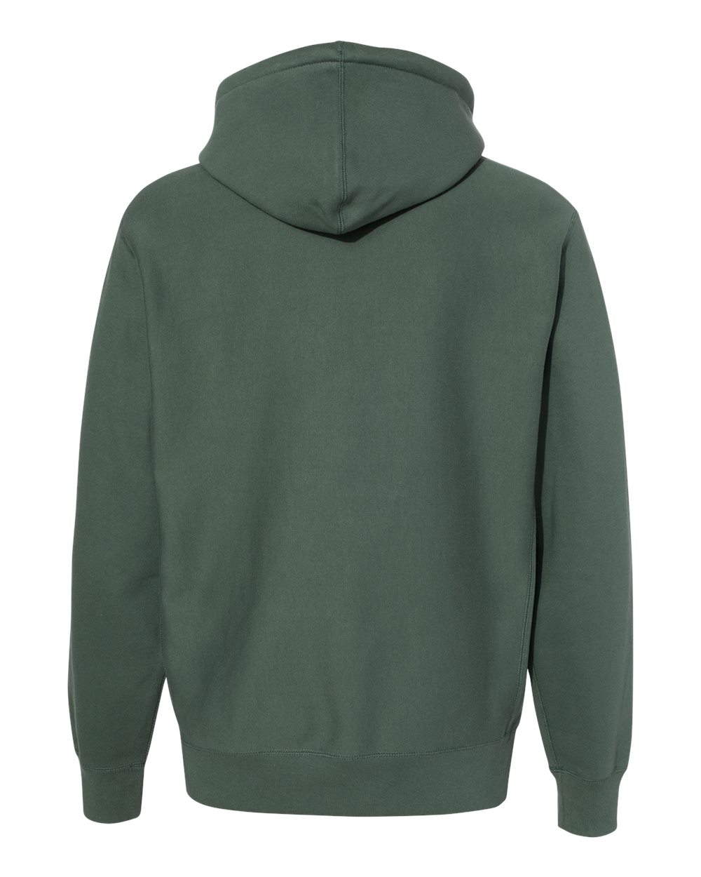 Independent-Trading-Co-Mens-Premium-Heavyweight-Cross-Grain-Hoodie-IND5000P thumbnail 7