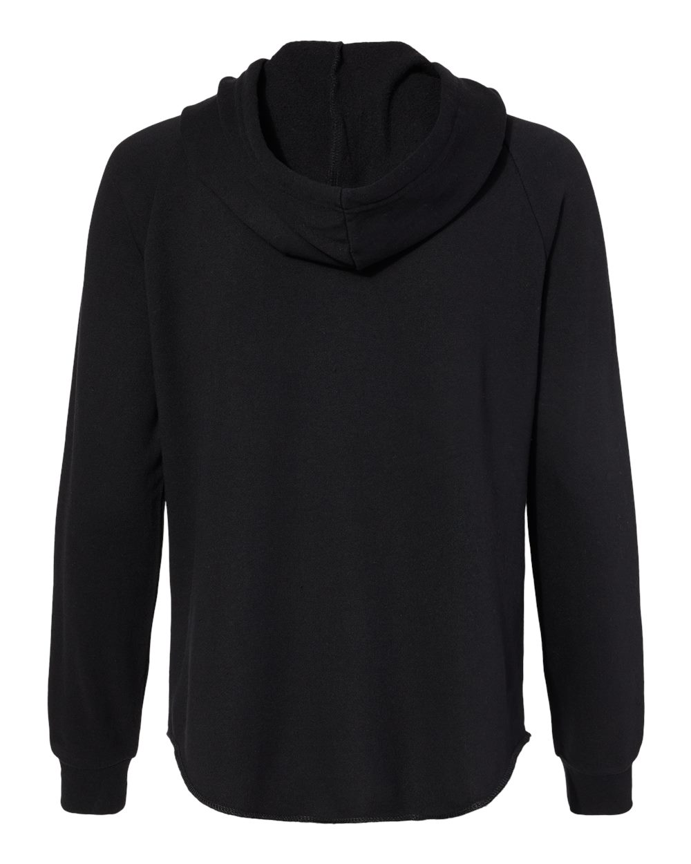 Independent-Trading-Co-Women-039-s-Wave-Wash-Full-Zip-Hooded-Sweatshirt-PRM2500Z thumbnail 6