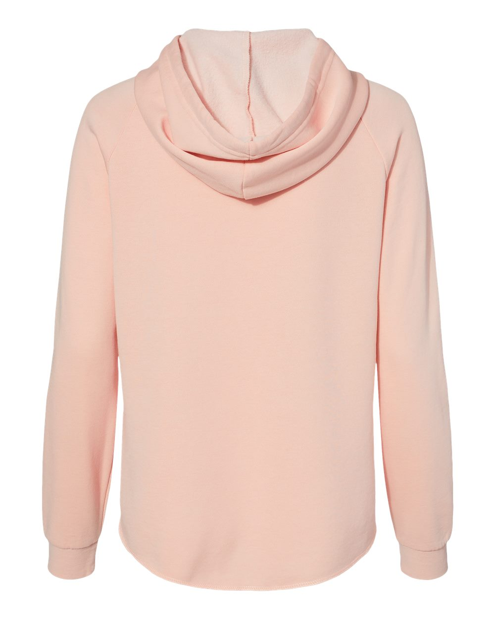 Independent-Trading-Co-Women-039-s-Wave-Wash-Full-Zip-Hooded-Sweatshirt-PRM2500Z thumbnail 8