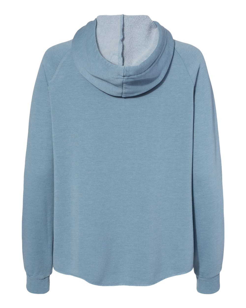 Independent-Trading-Co-Women-039-s-Wave-Wash-Full-Zip-Hooded-Sweatshirt-PRM2500Z thumbnail 14